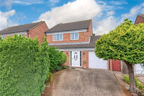 3 bedroom detached house for sale - Princess Close, Abington, Northampton, NN3