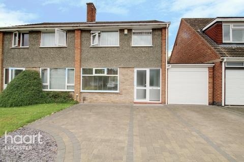 3 bedroom semi-detached house for sale - Stafford Leys, Leicester