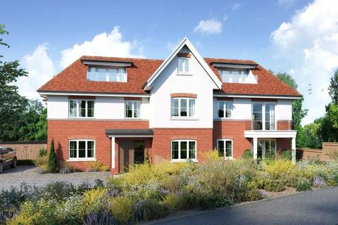 2 bedroom flat for sale - Springfield Road, Ahsley Cross, Poole, Dorset, BH14