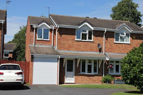 3 bedroom semi-detached house for sale - Baneberry Drive, Featherstone