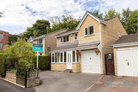 4 bedroom detached house for sale - Edge Close, Birley Edge, Near Grenoside, S6 1ER - Cul-De-Sac