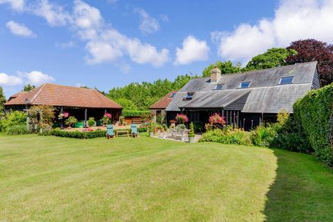 5 bedroom barn conversion to rent - Pound Farm Barns, Weston Colville, Cambridge