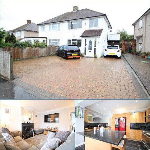 4 bedroom semi-detached house for sale - Heneage Crescent, New Addington, Croydon CR0