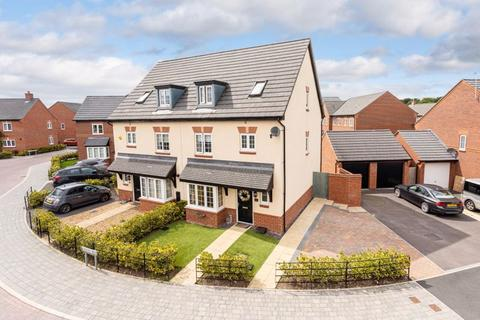 4 bedroom semi-detached house for sale - Heron Way, Edleston, Nantwich
