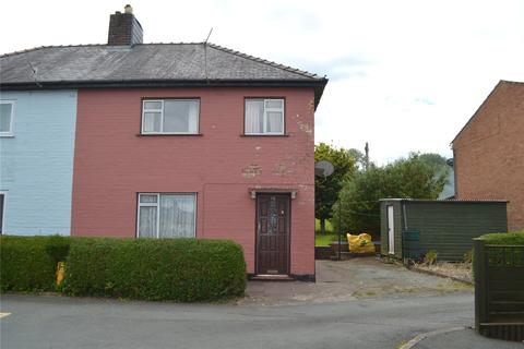 3 bedroom semi-detached house for sale - Maesydre, Llanidloes, Powys, SY18