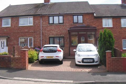 3 bedroom terraced house for sale - 21 Abbots Way, Morpeth NE61 2LY