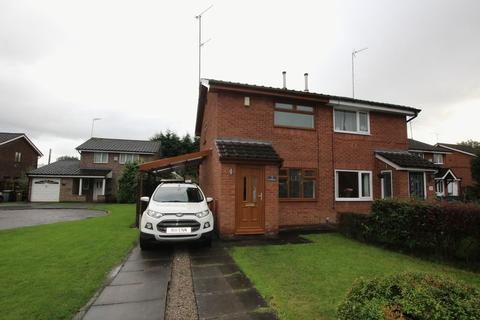 2 bedroom semi-detached house to rent - Booth Bridge Close, Middleton, Manchester M24 4TA