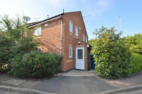 1 bedroom semi-detached house for sale - Althorp Close, Leicester, LE2 8PZ