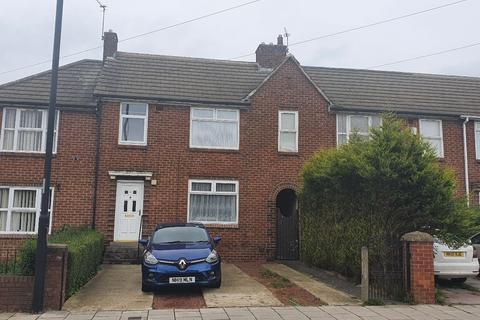 3 bedroom terraced house for sale - Cedar Road, Fenham, Newcastle upon Tyne