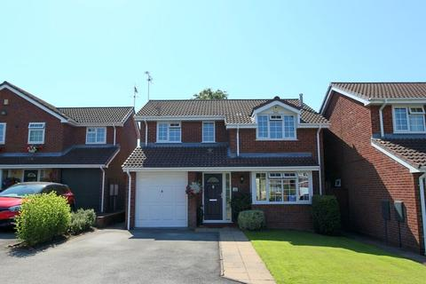 4 bedroom detached house for sale - Bostock Close, Stone