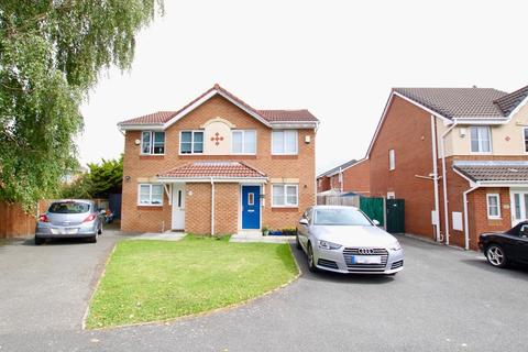 2 bedroom semi-detached house for sale - Opal Close, Litherland, Liverpool, L21