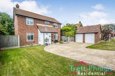 4 bedroom detached house for sale - Water Meadow Close, Ormesby