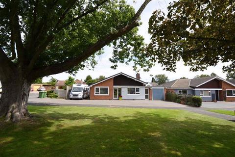 3 bedroom detached bungalow for sale - Springfield Close, Kibworth Beauchamp