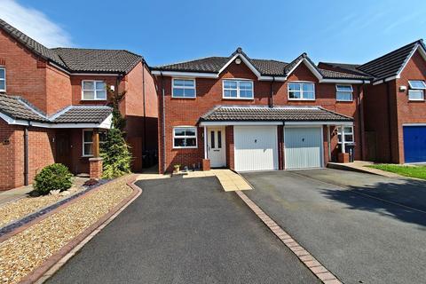 3 bedroom semi-detached house for sale - Mcellen Road, Abram, Wigan, WN2