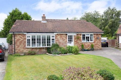 4 bedroom detached bungalow for sale - Cricketers Way, Wilberfoss