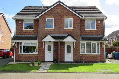 3 bedroom semi-detached house for sale - Toft Close, Widnes, WA8