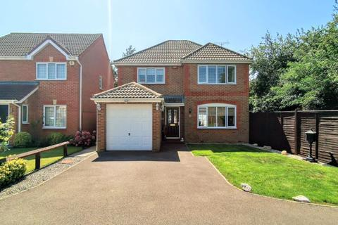 4 bedroom detached house for sale - Drake Close, Aylesbury