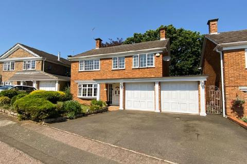 4 bedroom detached house for sale - Conyngham Road, Meadowfields, Northampton