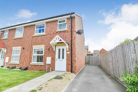 3 bedroom semi-detached house for sale - Dunnock Way, Easington Lane, Houghton Le Spring
