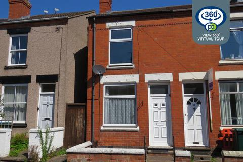 2 bedroom end of terrace house to rent - Kirby Road, Earlsdon, Coventry