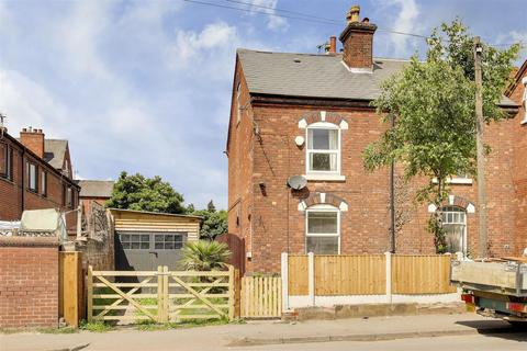 2 bedroom semi-detached house for sale - Arnold Road, Basford, Nottinghamshire, NG6 0ED