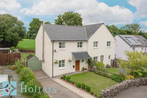 3 bedroom semi-detached house for sale - Pen Y Fan Close, Libanus, Brecon