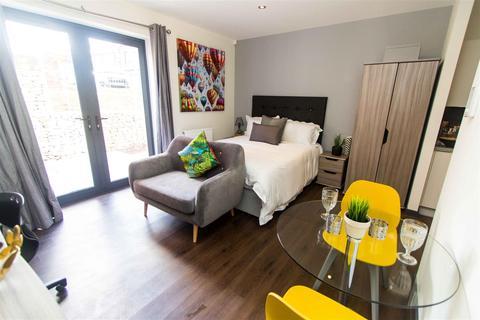 Studio to rent - Cardigan Lane, Headingley