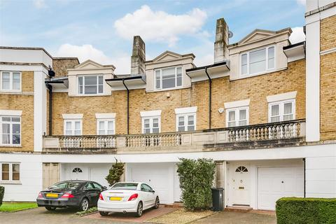 4 bedroom terraced house for sale - Fitzroy Crescent, London