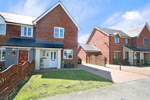 3 bedroom semi-detached house for sale - Orchard Croft, Llanymynech