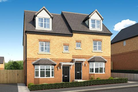 3 bedroom house for sale - Plot 74, The Rathmell at The Woodlands, Skelmersdale, The Woodlands, Skelmersdale WN8