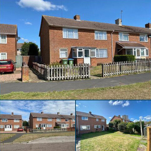 3 bedroom end of terrace house for sale - Kingsclere Avenue, Weston, Southampton SO19