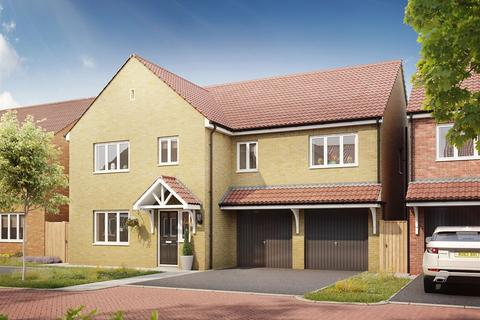 5 bedroom detached house for sale - Plot 390, The Compton  at Cardea, Bellona Drive PE2