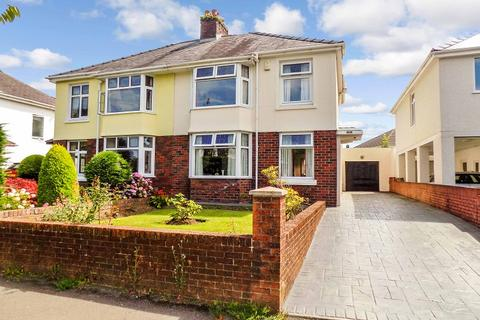 3 bedroom semi-detached house for sale - Coity Road, Bridgend, Bridgend County. CF31 1LU