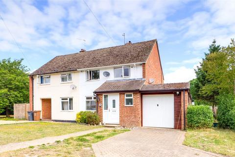 3 bedroom semi-detached house for sale - Franklin Avenue, Tadley, Hampshire, RG26