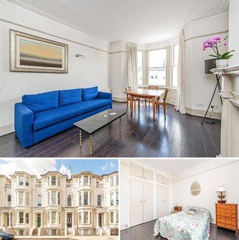 1 bedroom flat to rent - St Anns Villas, London, W11