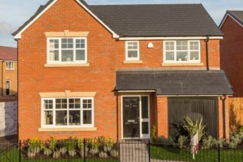 4 bedroom detached house for sale - Plot 117, Garth at Mulberry Park, St Kevins Drive, Kirkby L32