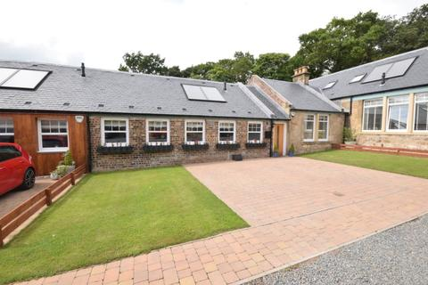 3 bedroom terraced house for sale - Rose Cottage, 7 Springfield Steading, Carberry, Midlothian, EH21 8PF