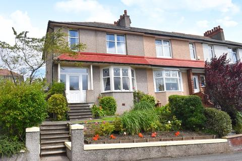3 bedroom end of terrace house for sale - Kings Park Avenue, Kings Park, Glasgow, G44 4HZ