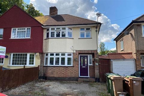 3 bedroom semi-detached house for sale - Culvers Avenue, Carshalton, Surrey
