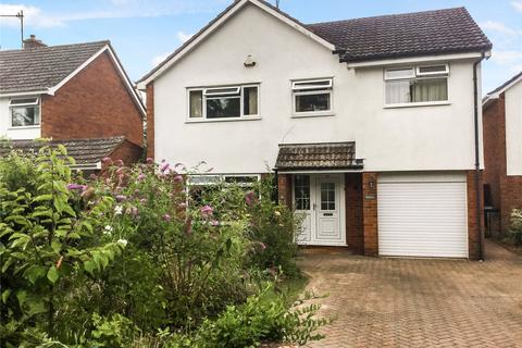4 bedroom detached house for sale - Cresswell Avenue, Taunton, Somerset, TA2