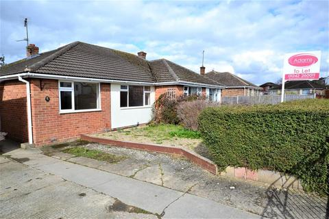 2 bedroom semi-detached bungalow to rent - St. Albans Close, Cheltenham