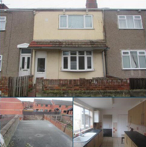 3 bedroom terraced house to rent - Grafton Street, Grimsby DN32