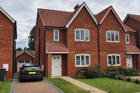 3 bedroom semi-detached house to rent - Garden Close, Grantham, Grantham, NG31 9EF