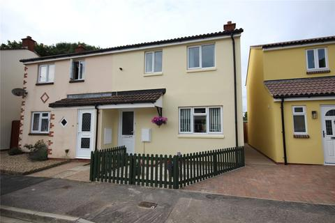 3 bedroom semi-detached house for sale - William Gough Close, Cheltenham, Gloucestershire, GL51