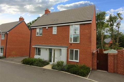 3 bedroom detached house for sale - Patrick Clayton Drive, Repton Park, Ashford, Kent, TN23 3SR