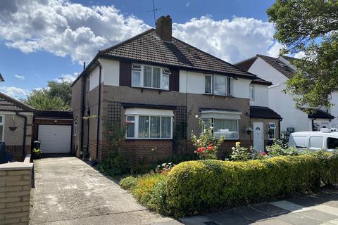3 bedroom semi-detached house for sale - HAWTREY AVENUE, NORTHOLT, MIDDLESEX, UB5 5JB