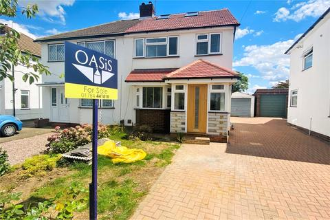 4 bedroom semi-detached house for sale - Nursery Gardens, Staines-upon-Thames, Surrey, TW18