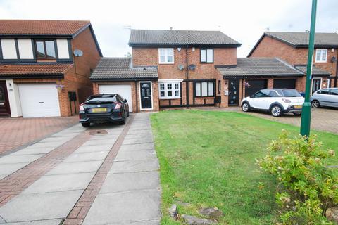 2 bedroom semi-detached house for sale - Fareham Grove, Boldon Colliery