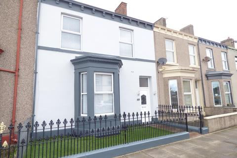 3 bedroom terraced house for sale - Solway Street, Silloth, Wigton, CA7 4AR