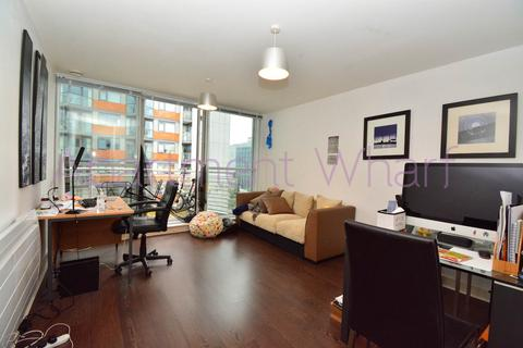 1 bedroom flat to rent - bedroom   switch house  blackwall way    (Canary Wharf), London, E14